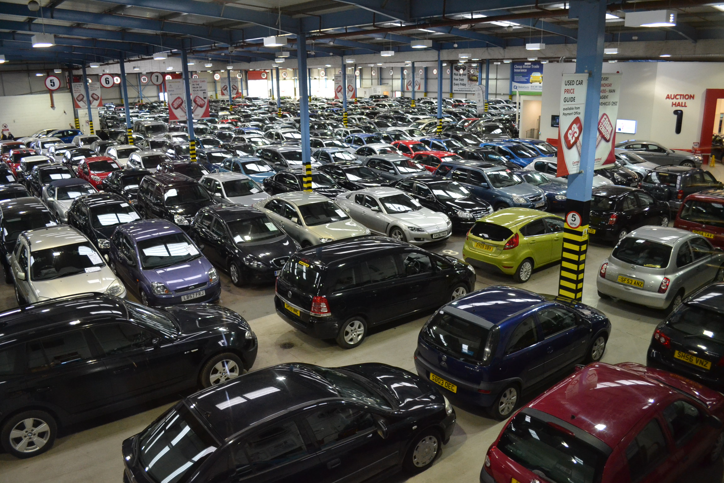 Car Trade Auctions Uk